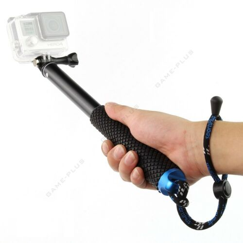 Selfie Pole Extendable Telescopic Monopod Stick for GoPro Hero 5 4 3+ 3 2 Camera