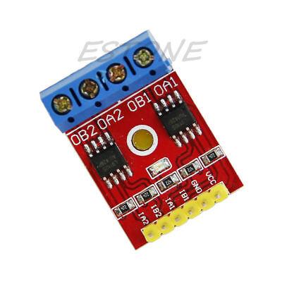 Stepper Motor Driver Dual Dc Controller Module Pwm H-bridge L9110s For Arduino