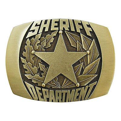 Sheriff Department Belt Buckle OBM171 IMC-Retail