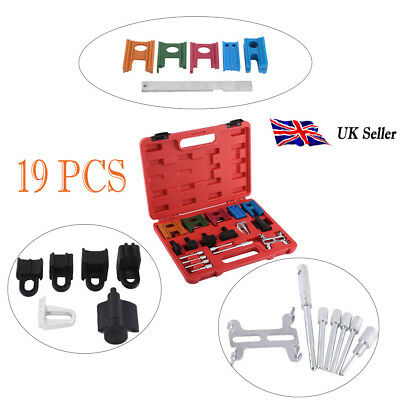 Universal 19Pcs Engine Timing Belt Chain Locking Timing Set Tool Kits For Car