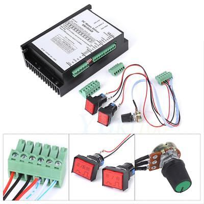 Ac20-110v 5060hz 2000w Brushed Dc Motor Speed Controller Board Pwm Plc Governor