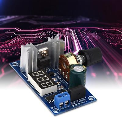 Lm317 Adjustable Voltage Regulator Power Supply Board Digital Voltage Display