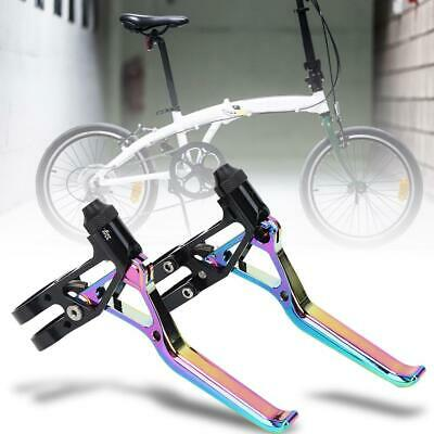 Ultralight Bike V Brake Levers Cycling Parts for Mountain Bicycle Folding Bikes