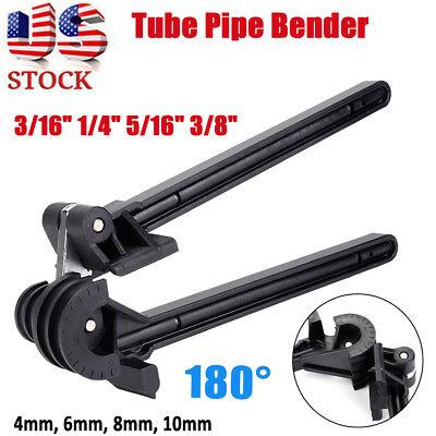 Tubing Pipe Bender 14 516 316 Tube Aluminum Copper Steel Fuel Brake Lines