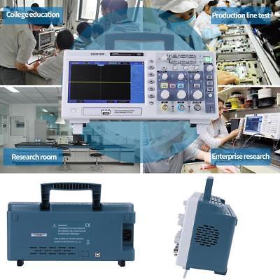 Hantek Dso5102p Digital Storage Oscilloscope 100mhz 1gsas 2ch 7 Tft Usb Hot