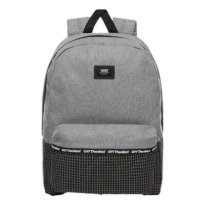 Vans NEW Men's Old Skool III Backpack - Heather Suiting BNWT
