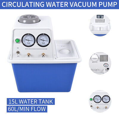 180w 110v Circulating Water Vacuum Pump 60lmin Lab Chemistry Equipment Shz-d