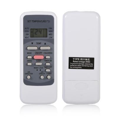 Universal-controller (Klimaanlage Fernbedienung Ersatz Universal Controller für Midea R51M / E DE)