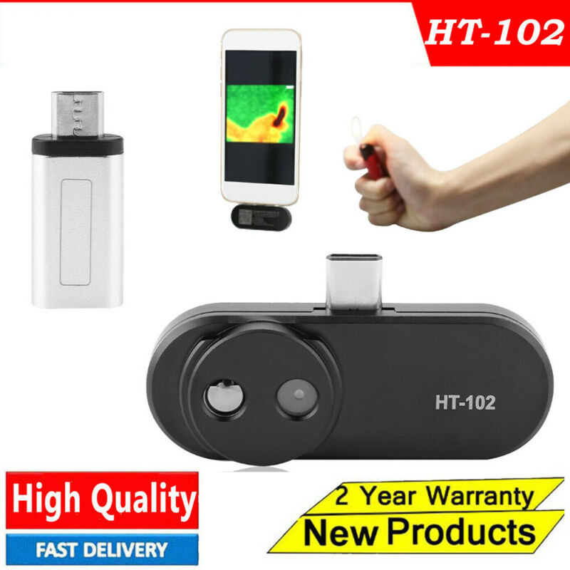 HT-102 USB Mobile Phone Infrared Camera Thermal Imager for Android Phones