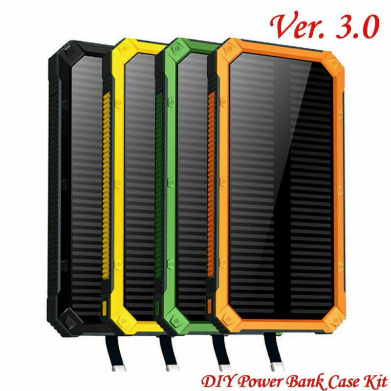2000000mAh Dual Solar Power Phone