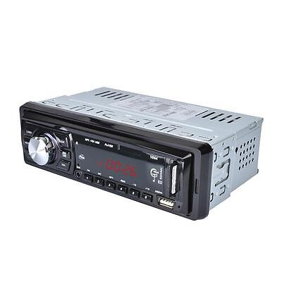 LCD Car Radio Stereo Player MP3 USB SD AUX Input Receiver WMA FM In-Dash iPod AB