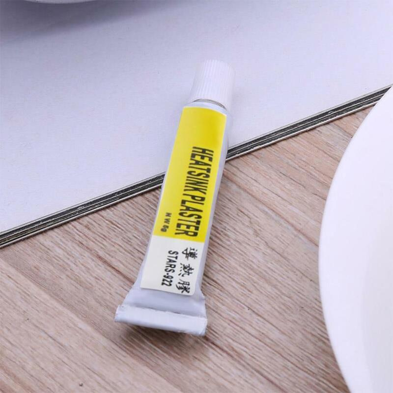 2 CPU GPU Thermal Silikon Kleber Thermal Silicone Grease Compound Glue STARS-922