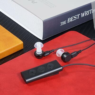Hearing Aid Ear Machine Bluetooth Headset for Hearing Sound Amplifier Earphone Bluetooth Headsets Hearing Aids