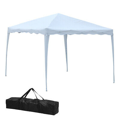 10'x10' Pop Up Canopy Outdoor Instant Party Tent Sports Shelter Patio Gazebo