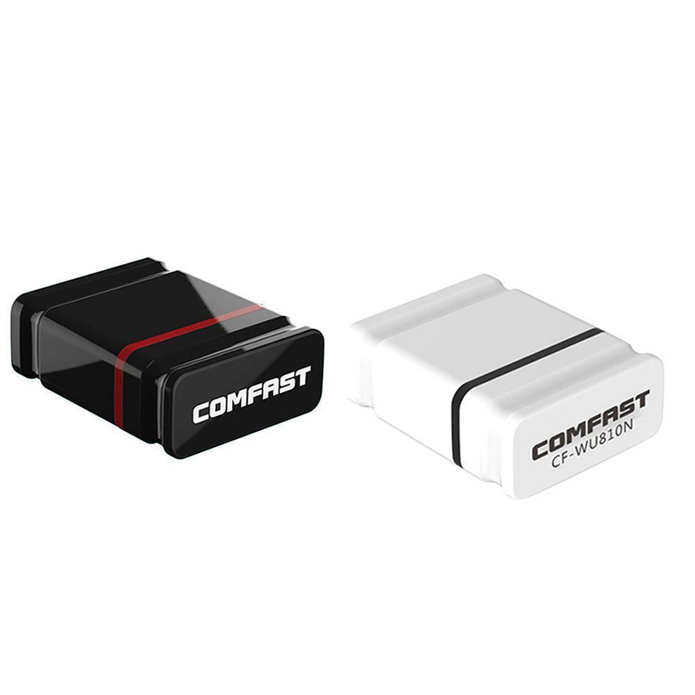 COMFAST CF-WU810N USB 2.0 WiFi Adapter 150Mbps 2.4GHz Wirele