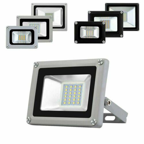 12V LED Flood Light 10W/20W/30W Outdoor Garden Security Lamp