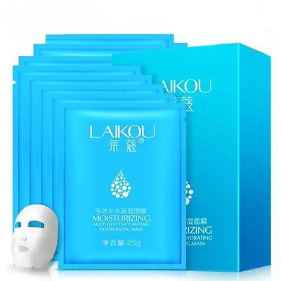 LAIKOU Moisturizing Mask 25g Hyaluronic Acid Skin Care Cosmetics Shrink Pores