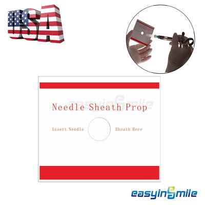 100x Easyinsmile Disposable Needle Sheath Prop For Anesthetic Syringe Use 77cm