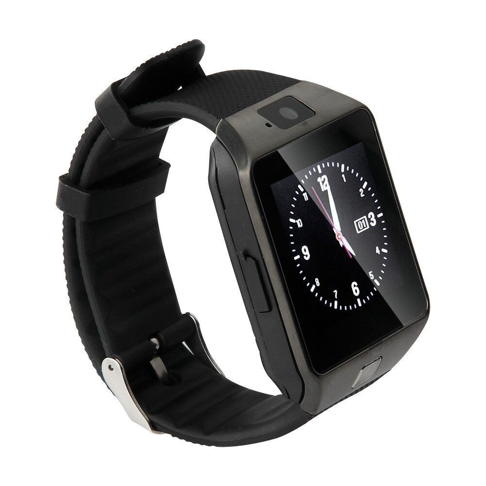 Cawono DZ09 Smart Watch Bluetooth Phone SIM TF Camera For Android Samsung iPhone