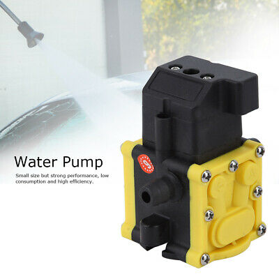 Homegarden Self-priming Pump Electric Sprayer Water Pump Diaphragm Pressure Pump