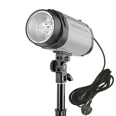 250DI 250W Photo Studio Light Flash Strobe Holder UD#15