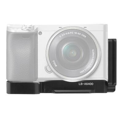 Camera L Plate for Sony a6400 Handheld stabilizer Quick Release Plate camera