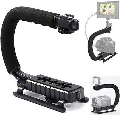 Handheld Steadycam Stabilisator Schwebestativ für DSLR Videokamera Camcorder WOW