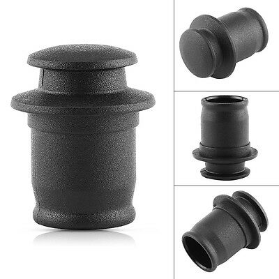 Universal AP208 Waterproof Plug Auto Car Cigarette Lighter Socket Dust Cap ABS