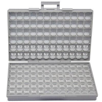 Aidetek 1206 Capacitor Kit W Enclosure 89 Value 50pcs 22uf Rohs Compliance