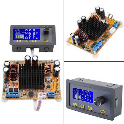 Dc-dc Adjustable 5a Lcd Digital Automatic Step-up Step-down Voltage Module Stw