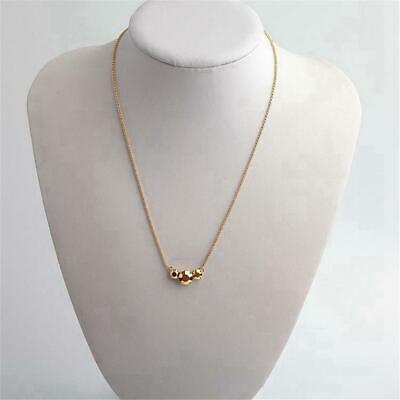 Kate Spade New York Gold Multi Pendant Necklace