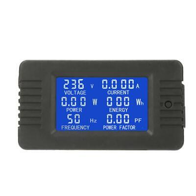 Ac Multifunction Digital Meter Volt Current Power Energy Test Monitor With Ct