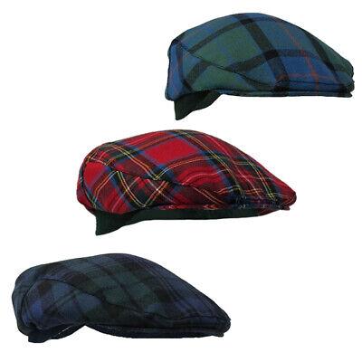 Ingles Buchan - Herren Golfmütze - traditionelles schottisches - Schottische Mütze