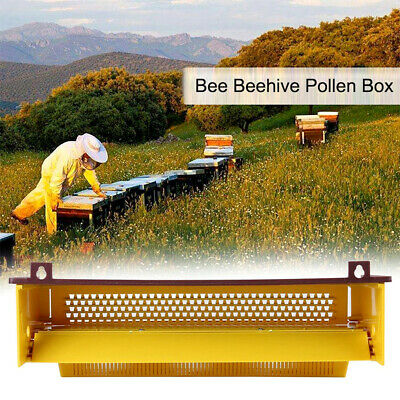 Pollen Trap Bee Keeping Tray Entrance Pollen Collector Beekeeping Tray Supply