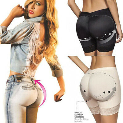 Women Body Shaper Briefs Butt Lifter Panty Booty Enhancer Hip Push Up Booster Clothing, Shoes & Accessories