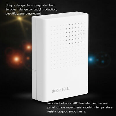 Guest Home Office (Welcome Guest Wired Doorbell Alarm for Home Office Access Control System )