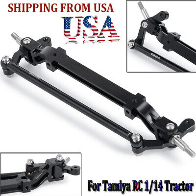CNC Alloy Front End Steering Axle Upright Part For Tamiya RC 1:14 Tractor Truck  (Truck Front End)