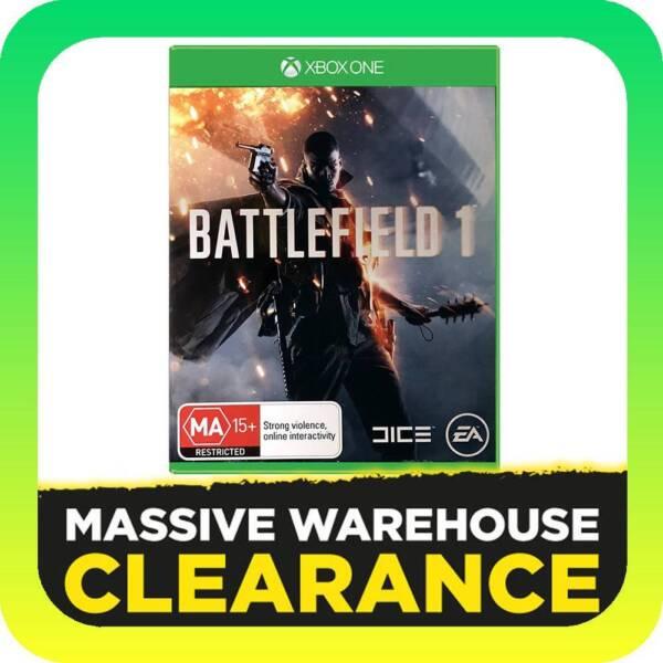 Battlefield 1 (XB1, XBO, Xbox One)