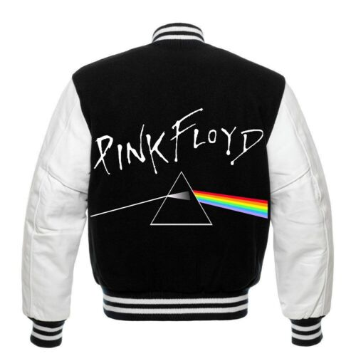 RARE Pink Floyd rVarsity jacket small med large XL 2XL 3XL free Live 2CD set