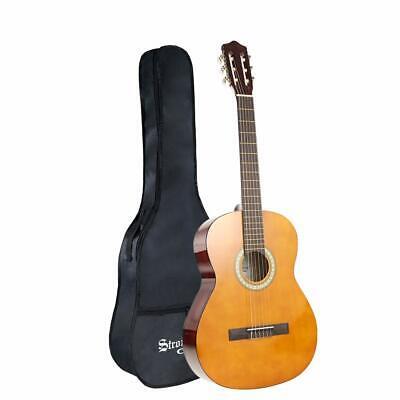 Classical Acoustic Guitar Kid Beginner Guitar 39 Inch 4/4 Nylon Strings Guitar