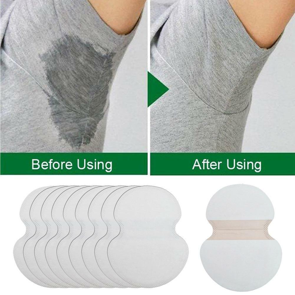 Underarm Armpit Sweat Pads Stickers Shield Guard Absorbing D