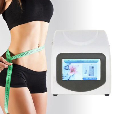 Ce 14 Laser Pads Lipolysis Fat Removal Lipo Massage Body Slimming Beauty Machine