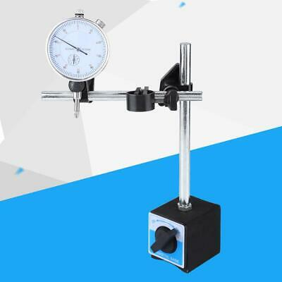 0-10mm Dial Test Indicator Accuracy 0.01mm Percentile With Magnetic Base