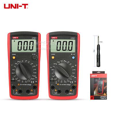Uni-t Digital Multimeter Lcr Meter Inductance Ohmmeter Capacitance Resistance