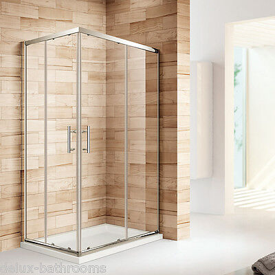 Quadrant Shower Cabin Enclosures with Tray Corner Entry Cubicle ...