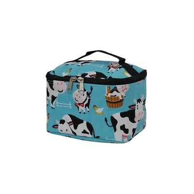 Cow in Town NGIL® Cosmetic Bag Case