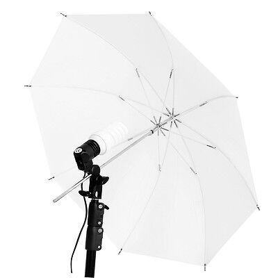 Neewer 71 inch Photography Studio Translucent Shoot Through White Umbrella