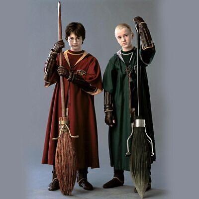 Harry Potter Robe Umhang Quidditch Gryffindor Unisex Cosplay Kostüm Cape - Quidditch Robe Kostüm