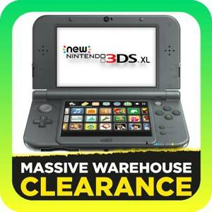 New Nintendo 3DS XL Console Tullamarine Hume Area Preview