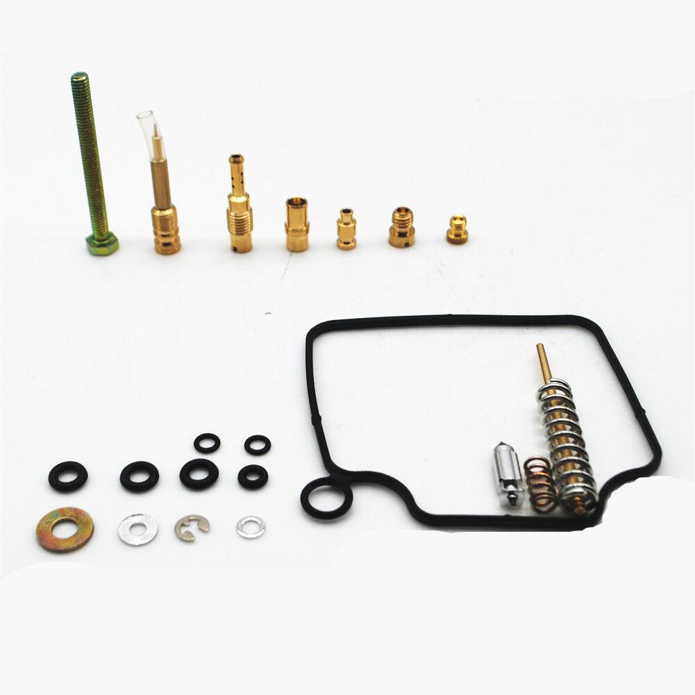 Carburetor Carb Rebuild Kit Repair For TRX350 Rancher 2000